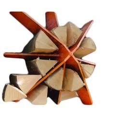 Bois de chauffage 33cm sp cial po le de masse st re - 1 stere de bois en kg ...