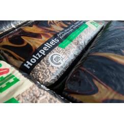 Granulés de bois DIN+ EiFuel