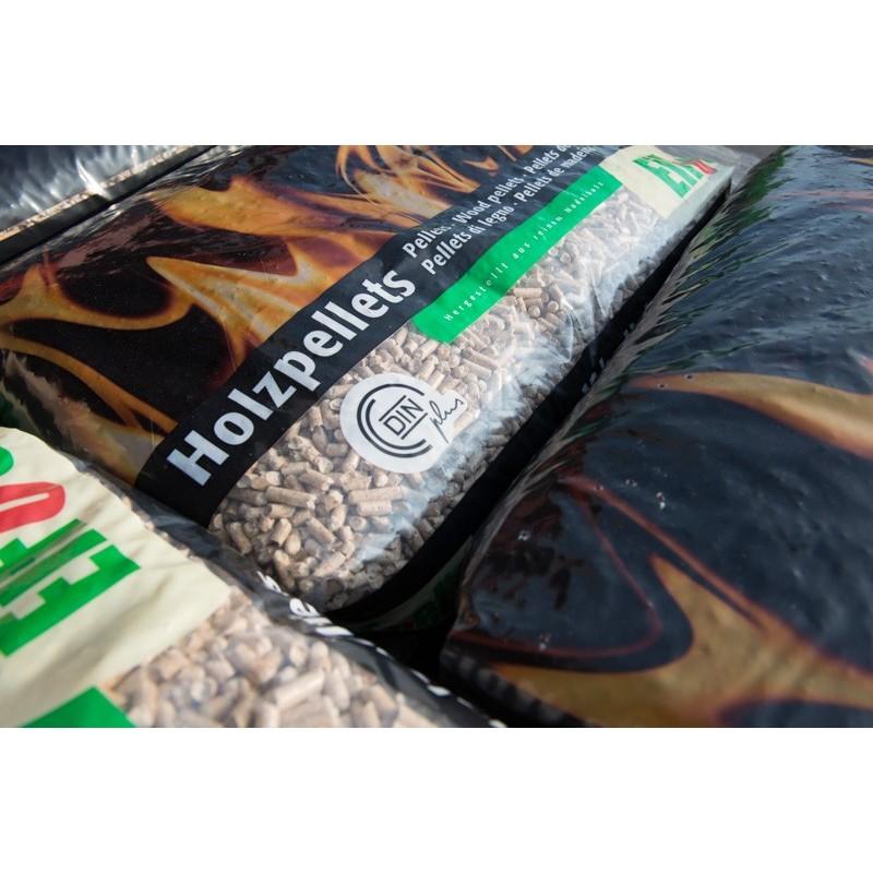 Granulés de bois EiFuel - Palette de 65 sacs 975kg - Granulés de bois & pellets - Piskorski