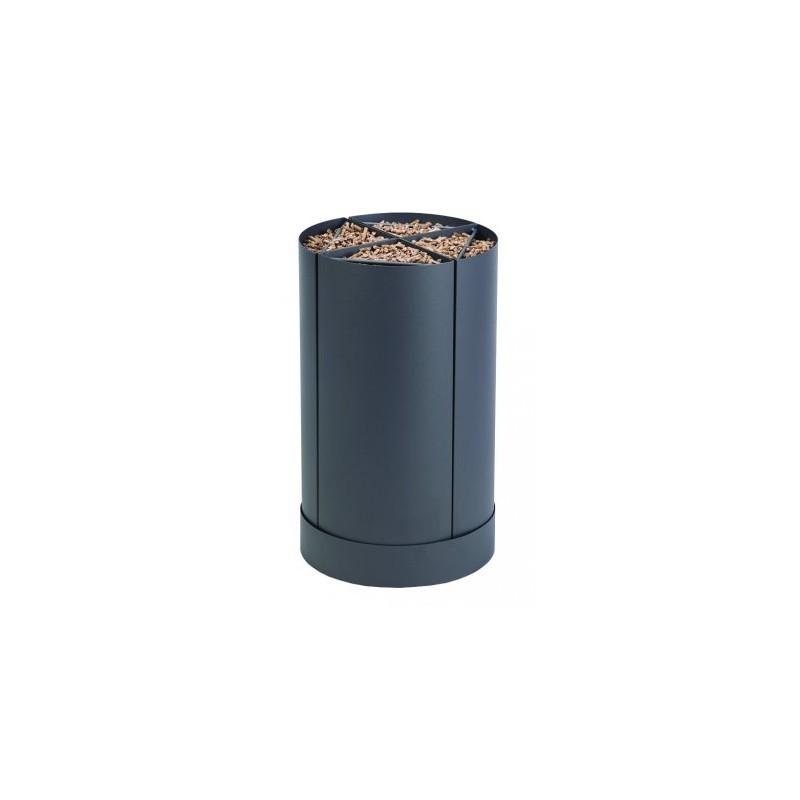 FRACTIO - Rangement à granulés - Rangements à granulés de bois et pellets - Piskorski