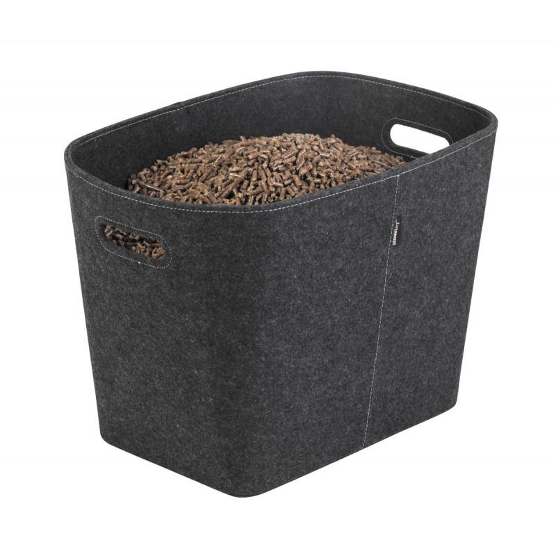 FELT Rangement à granulés/bois - Rangements à bois de chauffage - Piskorski