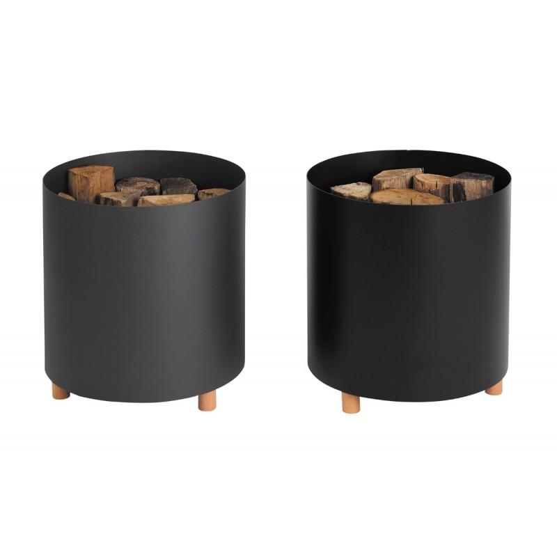 BLEND - Rangement à bois ou granulés - Rangements à bois de chauffage - Piskorski