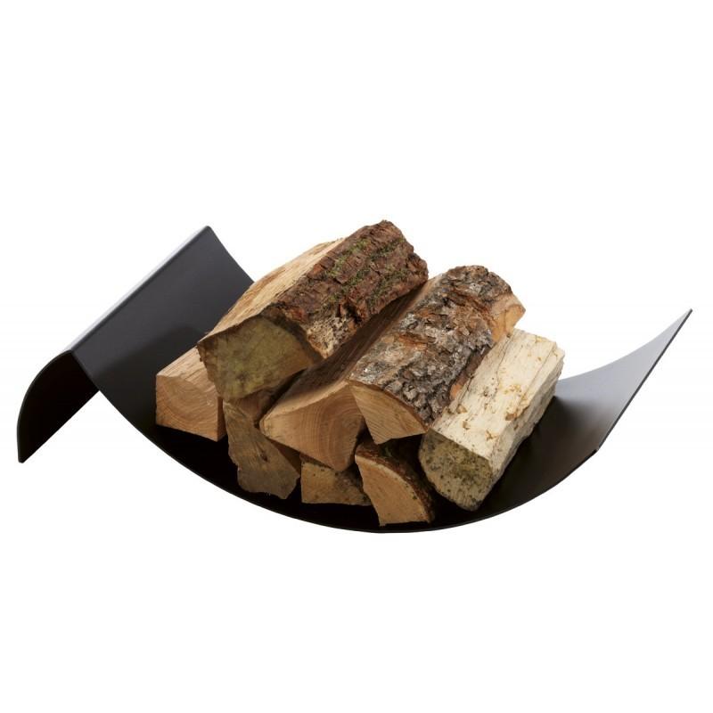 VIRGULE porte-bois - Rangements à bois de chauffage - Piskorski