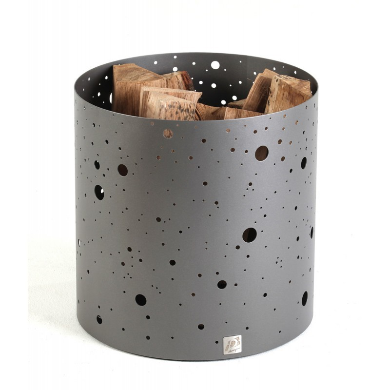 VOIE LACTEE Porte-bûches - Rangements à bois de chauffage - Piskorski