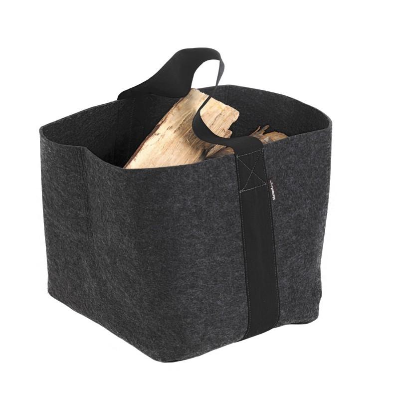 TRENDY - Sac de transport de bûches - Bois de chauffe & granulés de bois : accessoires - Piskorski