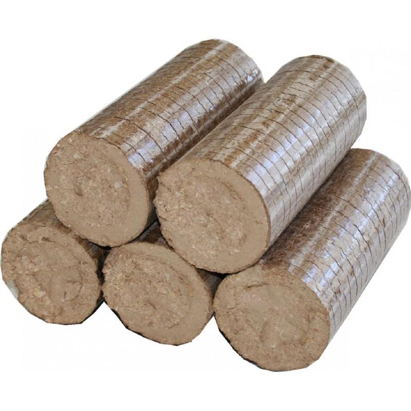 Bûches compressées 100% feuillus - Palette de 1040kg - Bûches & bois compressés - Piskorski