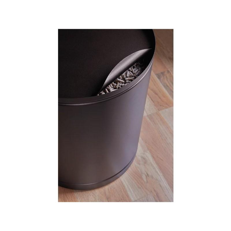 BATISS - Rangement à granulés 15kg - Rangements à granulés de bois et pellets - Piskorski