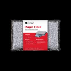 Eponge Magic Fibre - Spécial vitres poêles