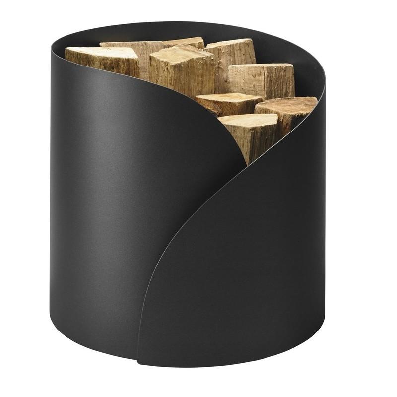 PETALE Porte-bûches - Rangements à bois de chauffage - Piskorski