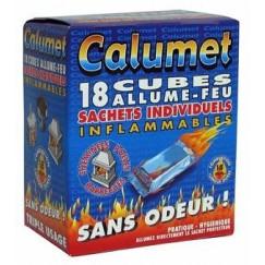 Cubes Allume-feu – Sachets individuels