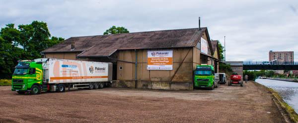depot piskorski bois energie a metz, stockage pellets et bois de chauffage