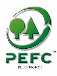 PEFC, bois de chauffage certifié - Piskorski